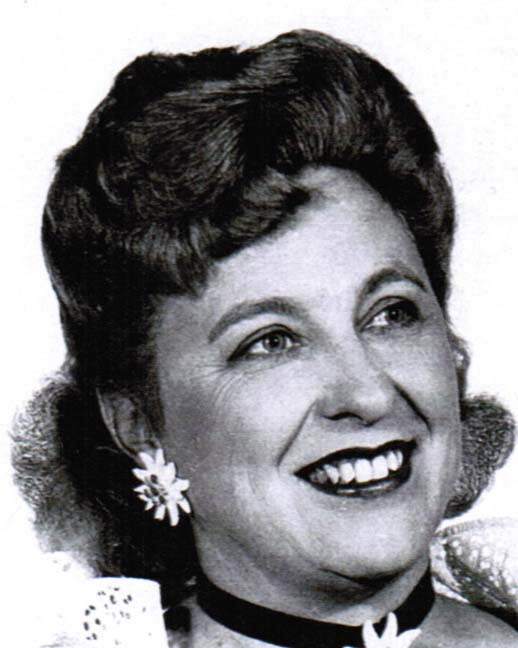 Betty in the early 1960s